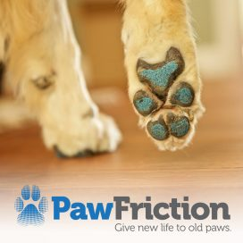 Denver dog paw friction