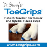 ToeGrips for Dogs