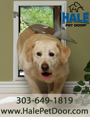 Hale Pet Door